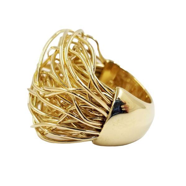 J. Roca Weave Ring  Image 3 Jae's Jewelers Coral Gables, FL