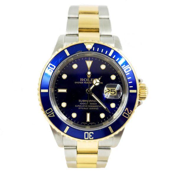Rolex-two-tone-submariner