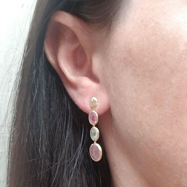 Marco-Bicego-Drop-Sapphire-Earrings-Multi-color