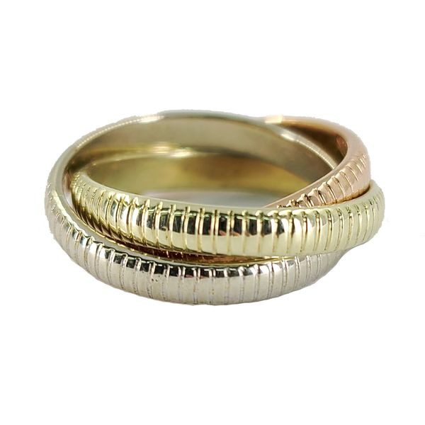 Tri-color-rolling-ring