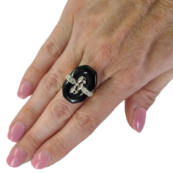 Onyx-and-diamond-cocktail-fashion-ring
