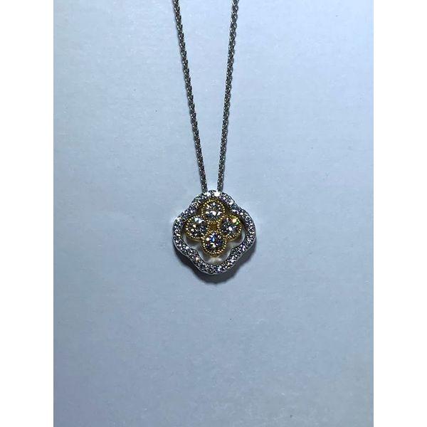 Diamond Fashion Necklace Jerald Jewelers Latrobe, PA