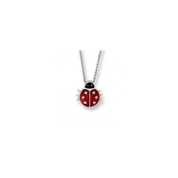 LADYBUG NECKLACE Jerald Jewelers Latrobe, PA