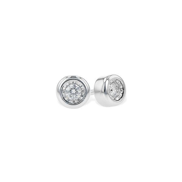 Diamond Stud Earrings Jerald Jewelers Latrobe, PA