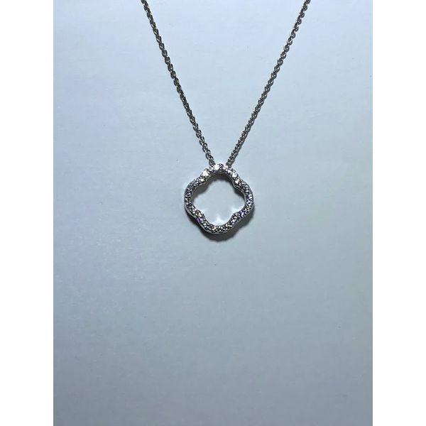 Diamond Fashion Necklace Image 3 Jerald Jewelers Latrobe, PA
