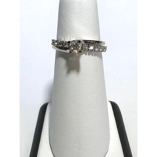 Diamond Engagement Ring Jerald Jewelers Latrobe, PA