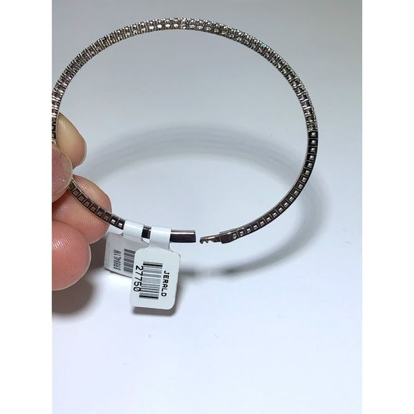 Diamond Bangle Bracelet Image 2 Jerald Jewelers Latrobe, PA