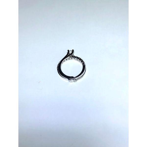 Diamond Engagement Ring Image 4 Jerald Jewelers Latrobe, PA