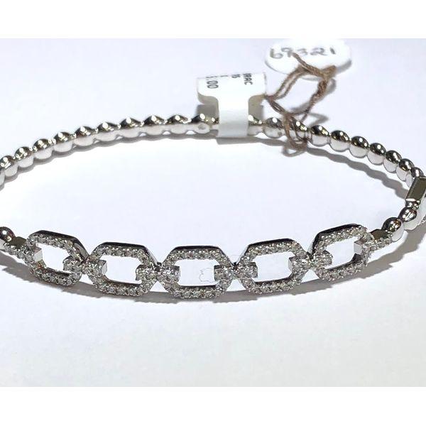 Diamond Bangle Bracelet Jerald Jewelers Latrobe, PA