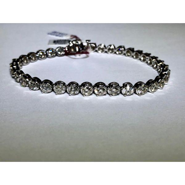 Diamond Bracelet Jerald Jewelers Latrobe, PA