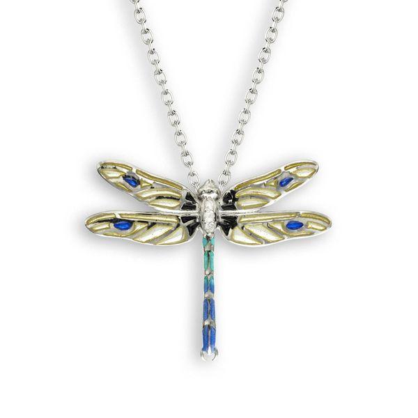 SS DRAGONFLY PENDANT Jerald Jewelers Latrobe, PA