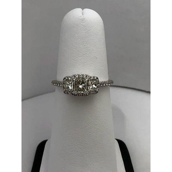 Three stone Diamond Ring Jerald Jewelers Latrobe, PA