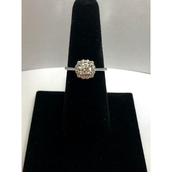 Round Diamond Engagement Ring Jerald Jewelers Latrobe, PA