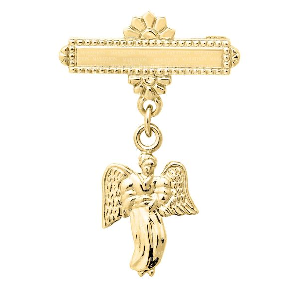 CHILDRENS 14K GF BAR PIN Jerald Jewelers Latrobe, PA