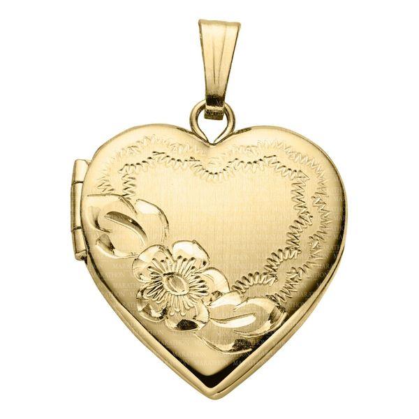 ADULT 14K GF LOCKET Jerald Jewelers Latrobe, PA