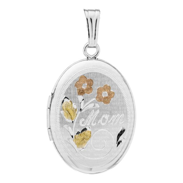 ADULT SS LOCKET Jerald Jewelers Latrobe, PA