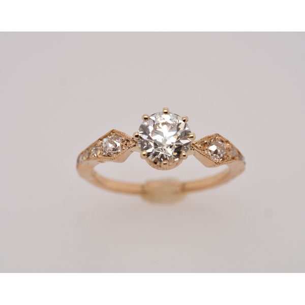 Scepter Diamond Ring   Portsches Fine Jewelry Boise, ID