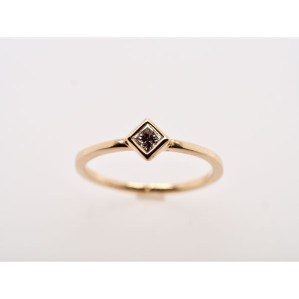 Princess Cut Diamond Stacking Ring Portsches Fine Jewelry Boise, ID