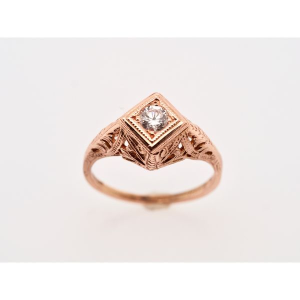R040 Gold Ring Portsches Fine Jewelry Boise, ID
