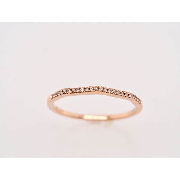 Geometric Top Stacking Ring  Portsches Fine Jewelry Boise, ID