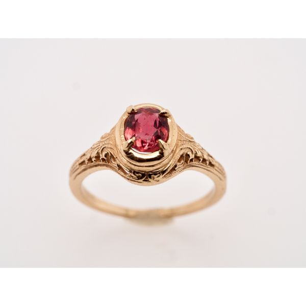 OV037 Gold Ring  Portsches Fine Jewelry Boise, ID