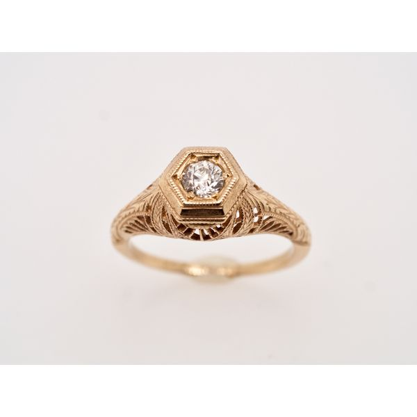 R038 Gold Ring  Portsches Fine Jewelry Boise, ID