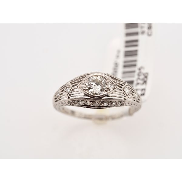 Edwardian Engagement Ring  Portsches Fine Jewelry Boise, ID