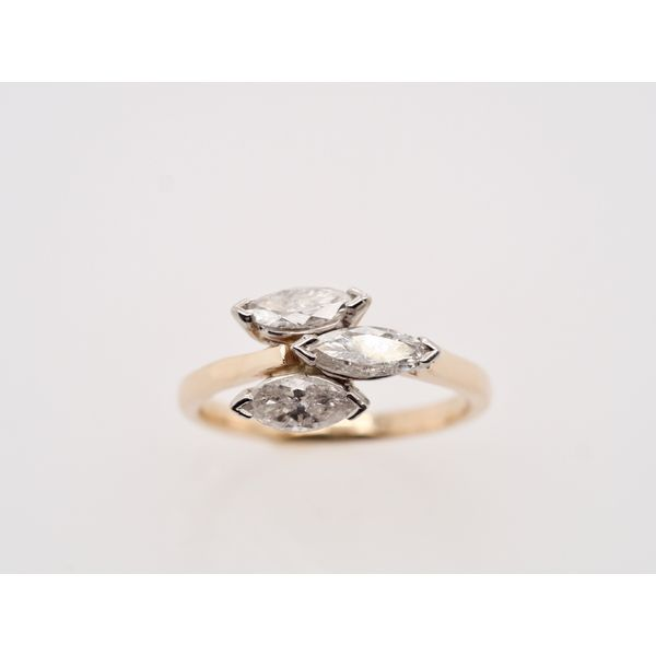 Abstract Marquise Ring  Portsches Fine Jewelry Boise, ID