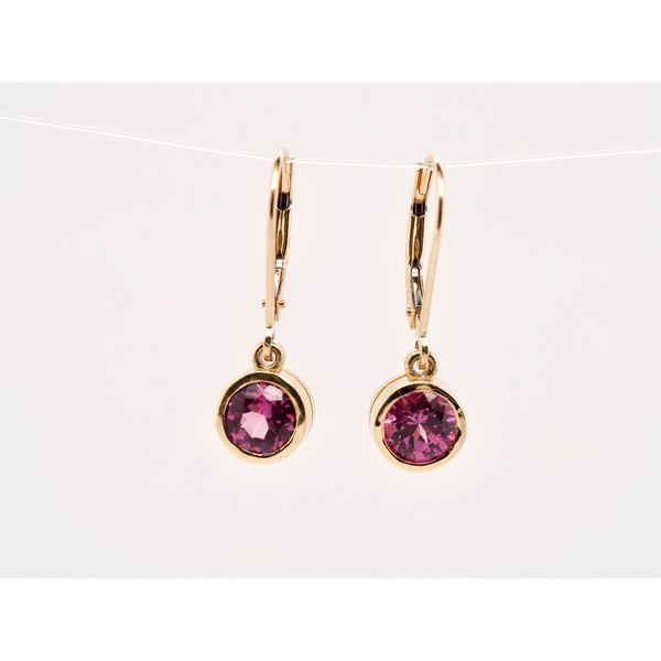 Grape Garnet Earrings  Portsches Fine Jewelry Boise, ID