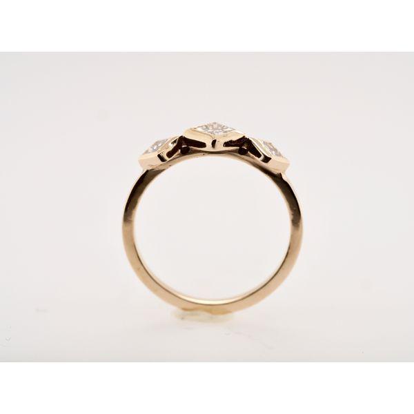 Triple Kite Set Diamond Stacking Ring  Image 2 Portsches Fine Jewelry Boise, ID