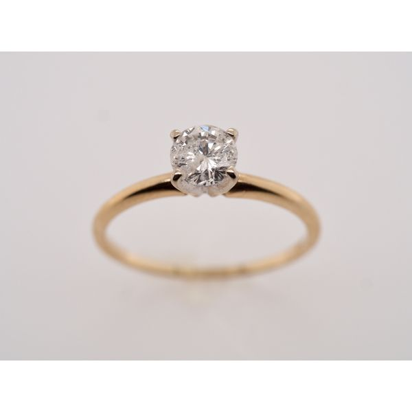 Solitaire Engagement Ring 0.59ct  Portsches Fine Jewelry Boise, ID