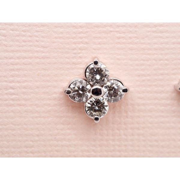 1.50cttw Diamond Studs  Image 2 Portsches Fine Jewelry Boise, ID