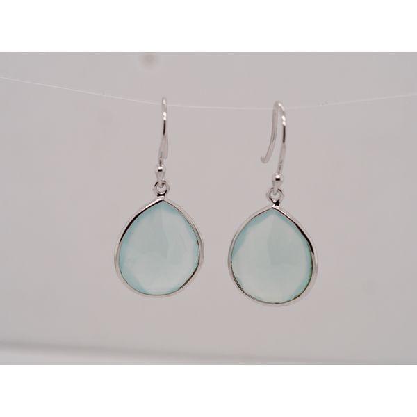 Aqua Chalcedony Drops  Portsches Fine Jewelry Boise, ID