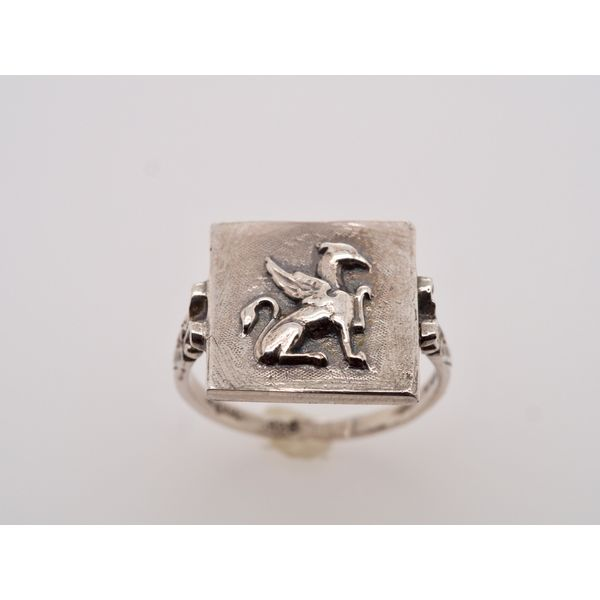 Griffin Square Whimsy Ring  Portsches Fine Jewelry Boise, ID