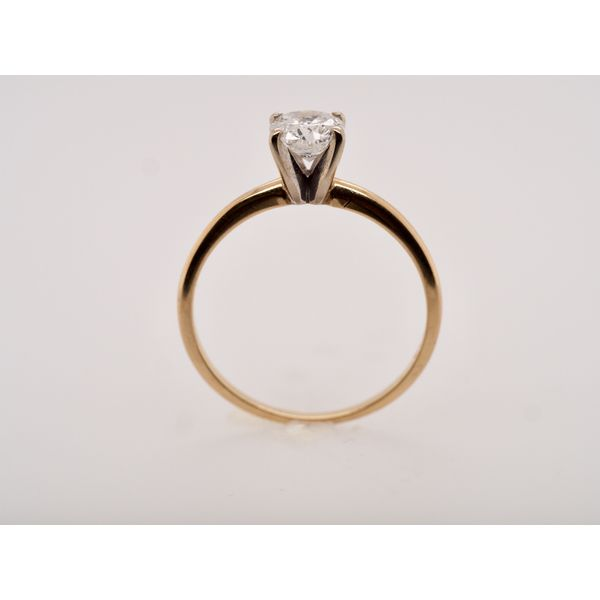 Solitaire Engagement Ring 0.59ct  Image 2 Portsches Fine Jewelry Boise, ID