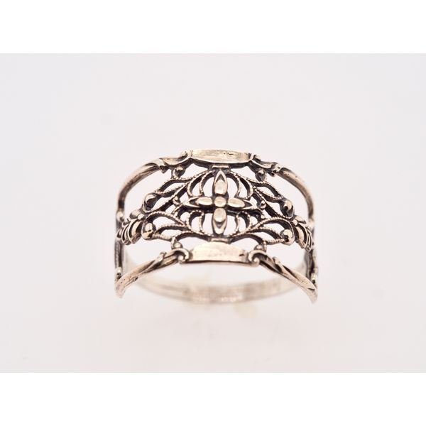CB002 Cigar Band Ring  Portsches Fine Jewelry Boise, ID
