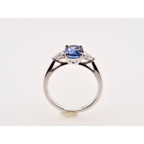 Sapphire and Diamond Ring Image 2 Portsches Fine Jewelry Boise, ID