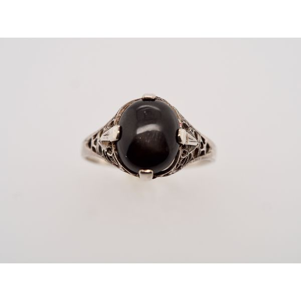 Black Diopside Ring  Portsches Fine Jewelry Boise, ID