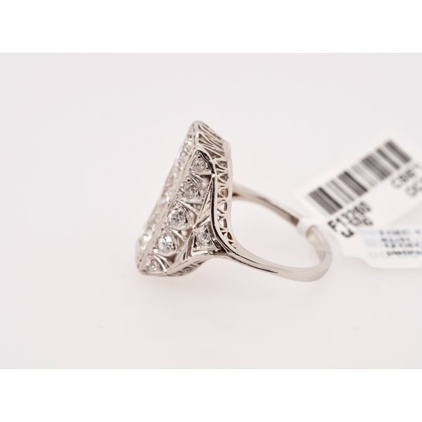 Rectangle Diamond Ring 2CT CTW Image 2 Portsches Fine Jewelry Boise, ID