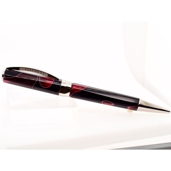 Visconti Vertigo Red Ballpoint Pen  Portsches Fine Jewelry Boise, ID