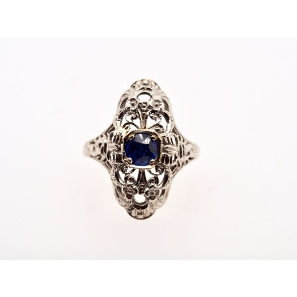 1930's Filigree Ring  Portsches Fine Jewelry Boise, ID