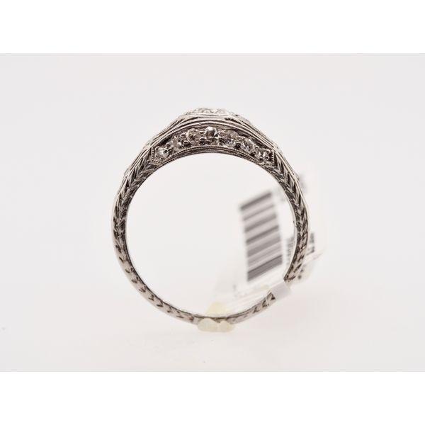 Edwardian Engagement Ring  Image 2 Portsches Fine Jewelry Boise, ID