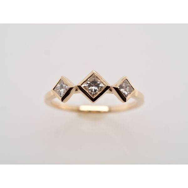 Triple Kite Set Diamond Stacking Ring  Portsches Fine Jewelry Boise, ID