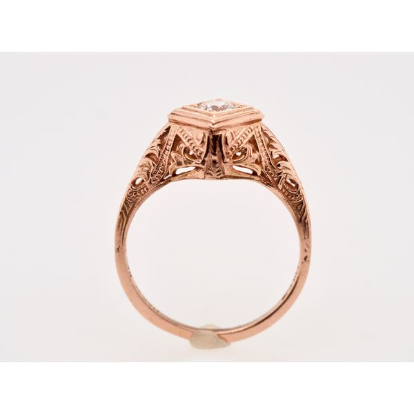 R040 Gold Ring Image 2 Portsches Fine Jewelry Boise, ID