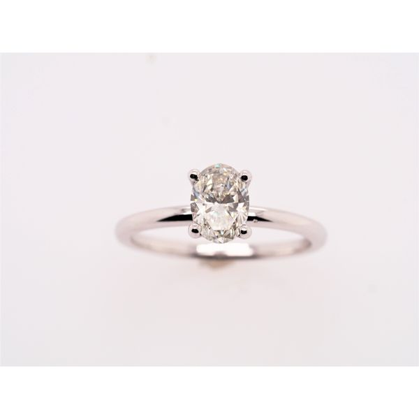Oval Solitaire Engagement Ring Portsches Fine Jewelry Boise, ID