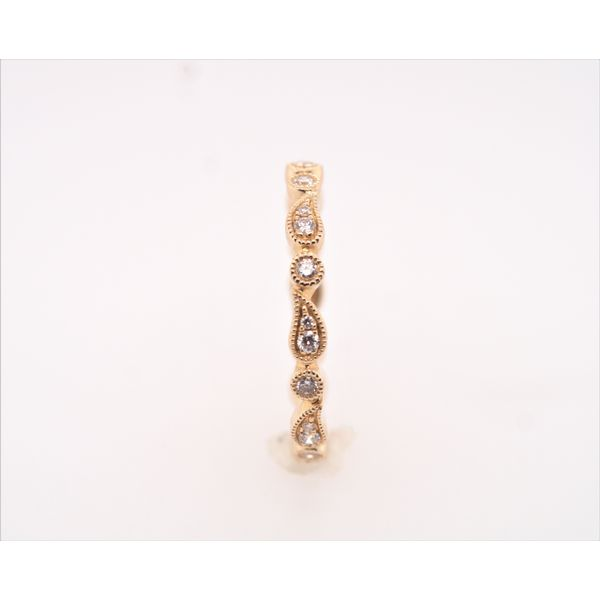 Paisley Eternity Band  Image 2 Portsches Fine Jewelry Boise, ID