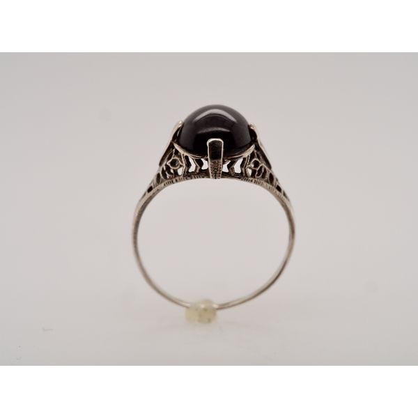 Black Diopside Ring  Image 2 Portsches Fine Jewelry Boise, ID