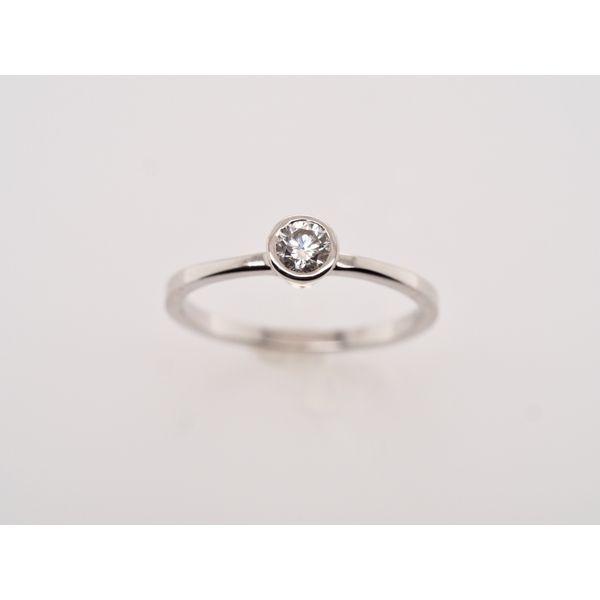 Full Bezel Set Ring  Portsches Fine Jewelry Boise, ID
