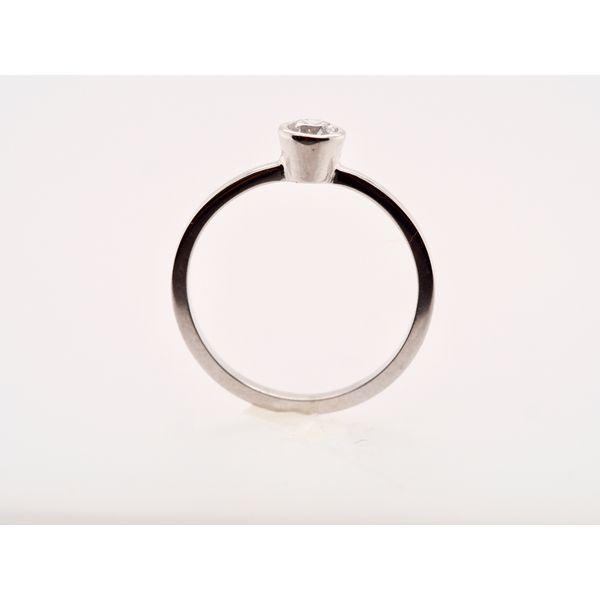 Full Bezel Set Ring  Image 2 Portsches Fine Jewelry Boise, ID