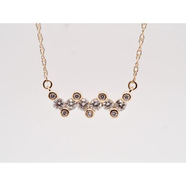 Zig Zag Diamond Necklace  Portsches Fine Jewelry Boise, ID